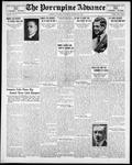 CUSHING, R. S. - Photograph and article