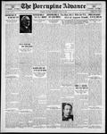 Porcupine Advance3 Apr 1930