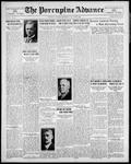 Porcupine Advance10 Jul 1930