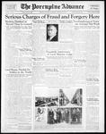 Porcupine Advance25 Apr 1935