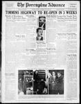 Porcupine Advance4 Jul 1935