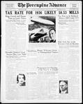 Porcupine Advance19 Mar 1936