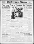 Porcupine Advance9 Apr 1936