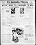 Porcupine Advance16 Jul 1936