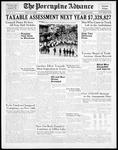 Porcupine Advance29 Oct 1936
