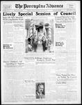 Porcupine Advance20 May 1937
