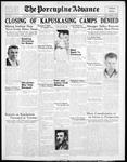 Porcupine Advance20 Jan 1938
