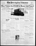 Porcupine Advance31 Jan 1938