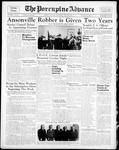 Porcupine Advance5 May 1938