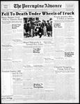 Porcupine Advance17 Oct 1938