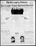 Porcupine Advance19 Jan 1939