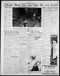HOCKEY - Photograph: Lakeshore Blue Devils versus Buffalo Ankerite Bisons
