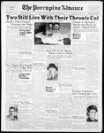 Porcupine Advance27 Apr 1939