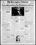 Porcupine Advance19 Oct 1939