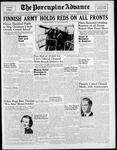 Porcupine Advance11 Dec 1939
