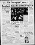 Porcupine Advance21 Dec 1939