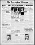 Porcupine Advance29 Feb 1940