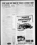 INTERNATIONAL PLANING MILL - Harry Deniluk killed in fire in Swastika