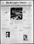 Porcupine Advance16 May 1940