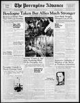 Porcupine Advance27 May 1940