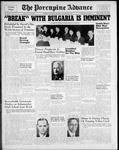 Porcupine Advance3 Mar 1941