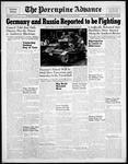 Porcupine Advance19 Jun 1941