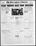 Porcupine Advance7 Aug 1941