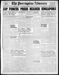 Porcupine Advance8 Jan 1942