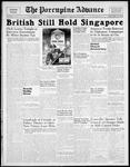 Porcupine Advance12 Feb 1942