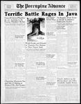 Porcupine Advance5 Mar 1942