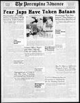 Porcupine Advance9 Apr 1942