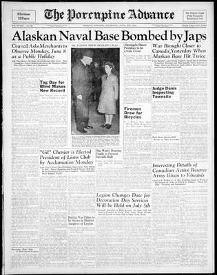 Porcupine Advance, 4 Jun 1942