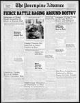 Porcupine Advance23 Jul 1942