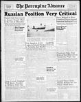Porcupine Advance6 Aug 1942