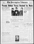 Porcupine Advance11 Feb 1943