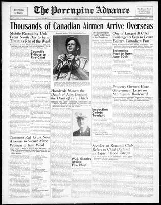 Porcupine Advance, 17 Jun 1943