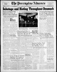 Porcupine Advance26 Aug 1943