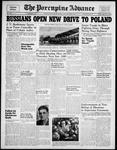 Porcupine Advance13 Jan 1944