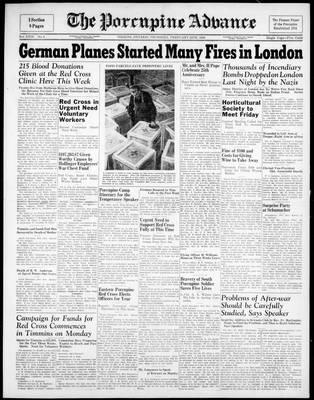 Porcupine Advance, 24 Feb 1944