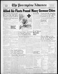 Porcupine Advance16 Mar 1944