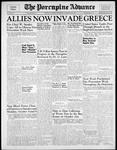 Porcupine Advance5 Oct 1944