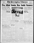 Porcupine Advance30 Nov 1944