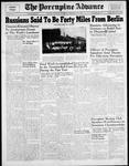 Porcupine Advance1 Feb 1945