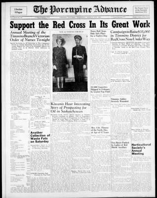 Porcupine Advance, 8 Mar 1945