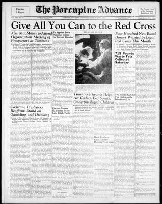 Porcupine Advance, 15 Mar 1945