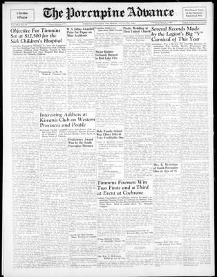 Porcupine Advance, 5 Jul 1945