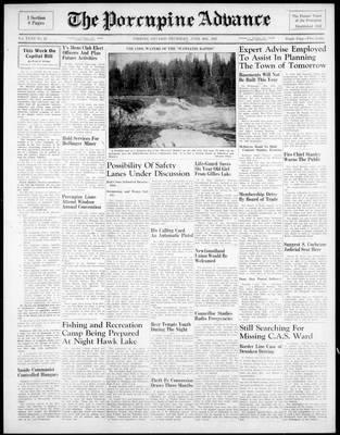 Porcupine Advance, 26 Jun 1947