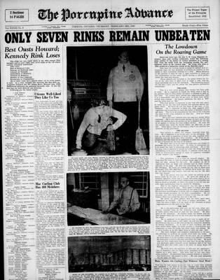 Porcupine Advance, 12 Feb 1948