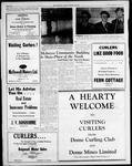 "CURLING - Photograph: Bill Hannigan, Ernie Hill, ""Watt"" Thomson, Temiskaming and Northern Ontario Railway Commission Bonspiel officials"