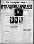 Porcupine Advance26 Feb 1948